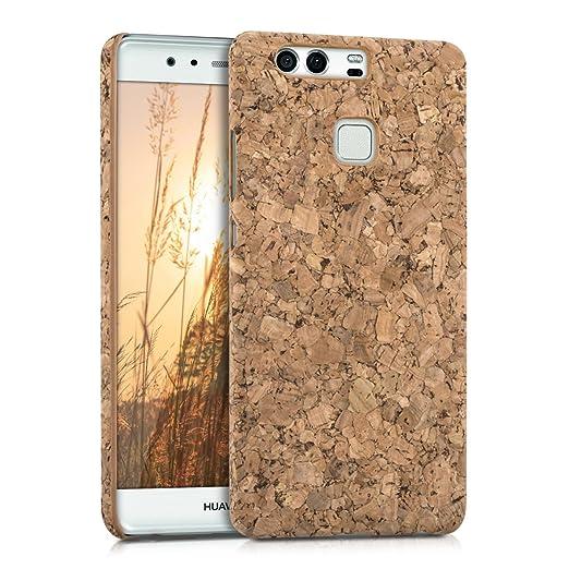 5 opinioni per kwmobile Cover in sughero per Huawei P9- Cover per cellulare Case protezione