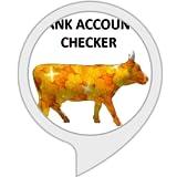 bank account checker