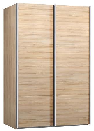 Kleiderschrank schiebetüren buche  Schwebetürenschrank, Schiebetürenschrank, ca. 150 cm, Buche ...
