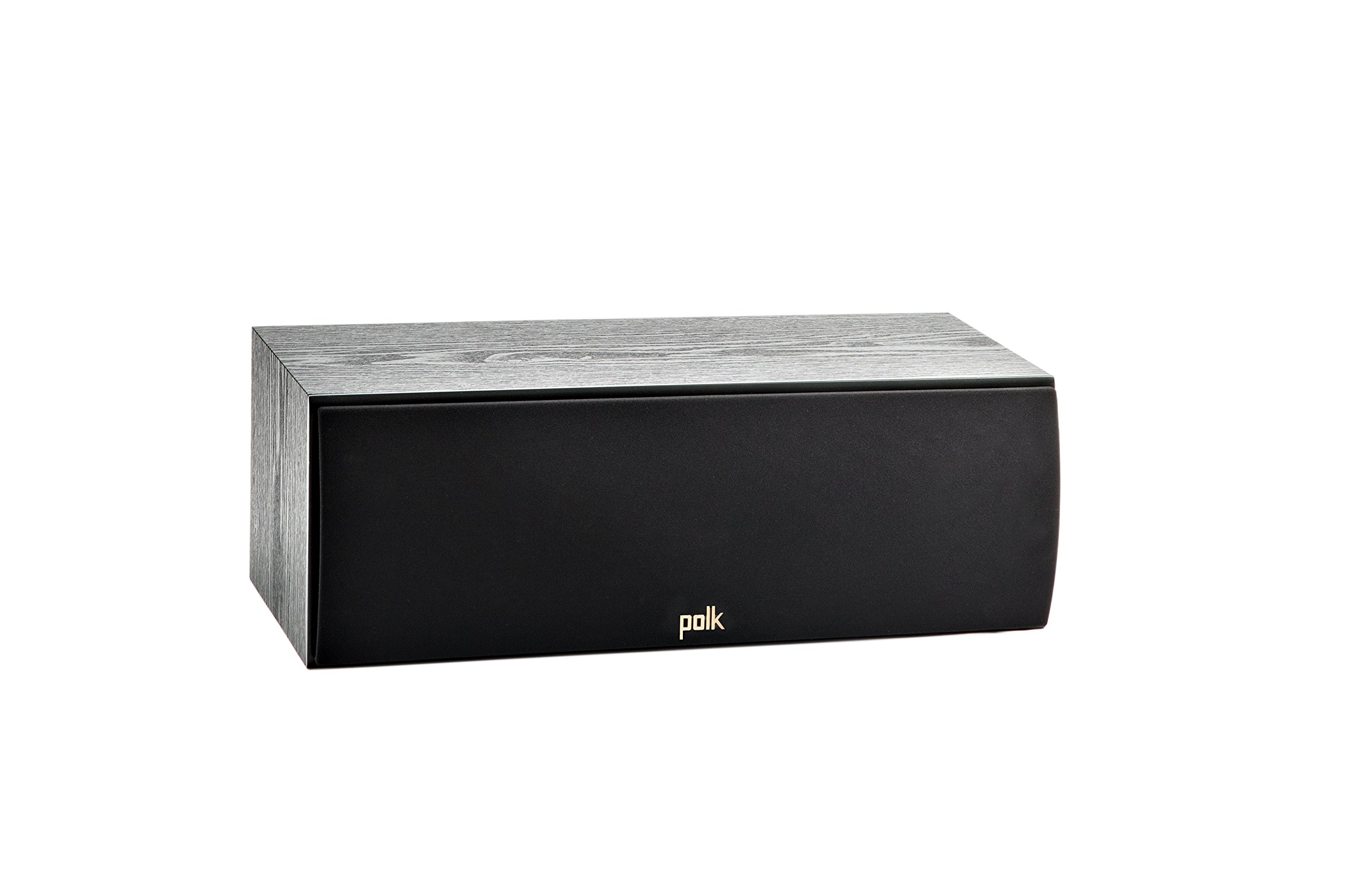 Polk Audio T30 Center Channel Speaker (Black) by Polk Audio