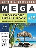Simon & Schuster Mega Crossword Puzzle Book #19 (19) (S&S Mega Crossword Puzzles)
