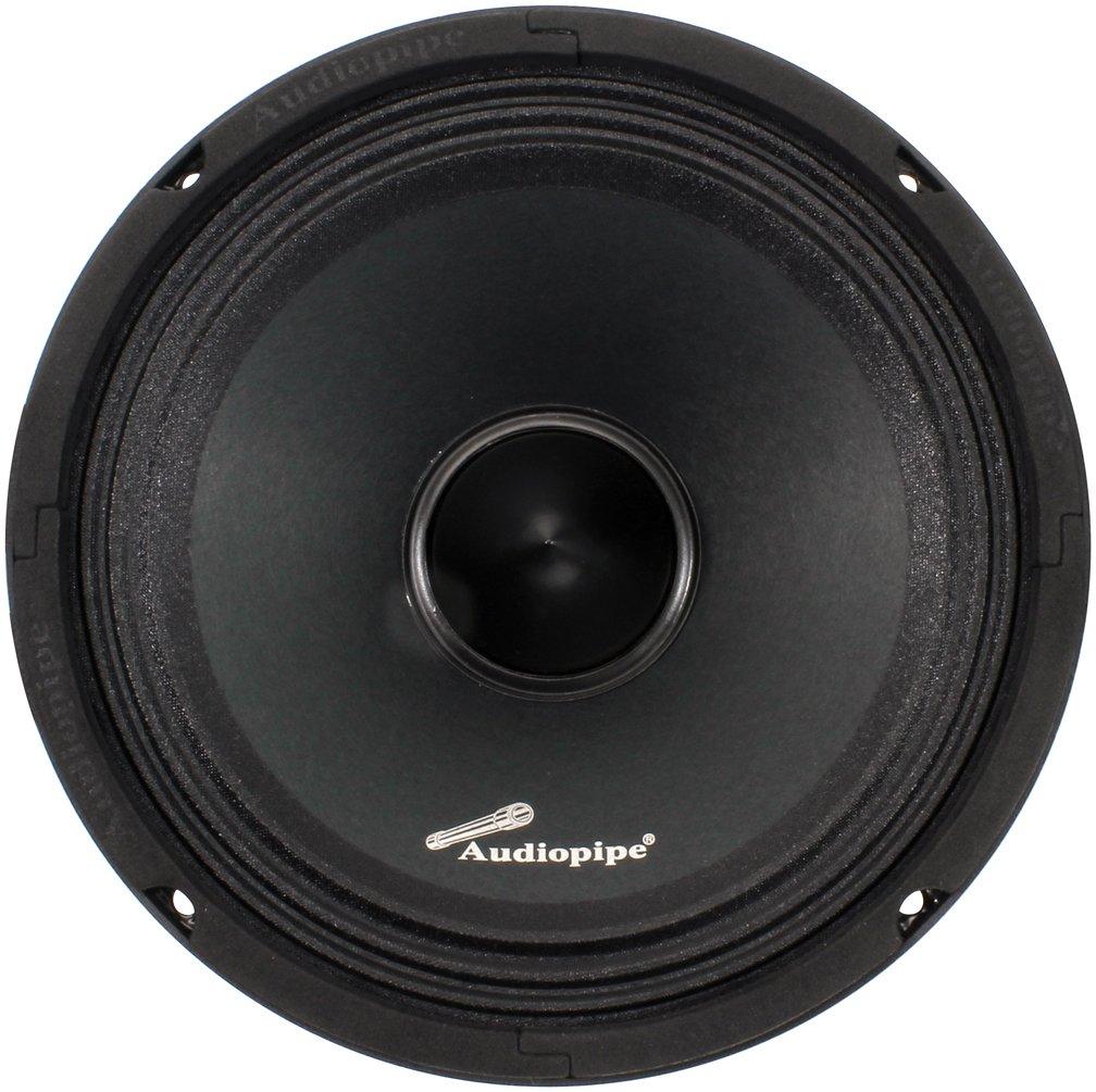 Audiopipe NEW APMB-8BT 8 500W Low//Mid Car Audio Loudspeaker Speaker APMB8BT Audiopipe NEW APMB-8BT 8 500W Low//Mid Car Audio Loudspeaker Speaker APMB8BT