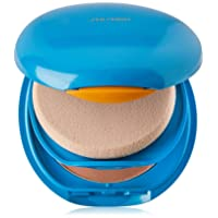 Shiseido UV Protective Compact Foundation SPF 30, Medium Beige SP60, 0.42 Ounce