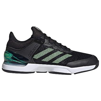 adidas Adizero Ubersonic 2 Negro Verde EG2596: Amazon.es ...