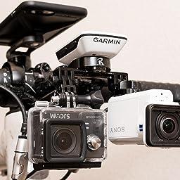 Amazon Co Jp カスタマーレビュー Sjcam正規品 Sj5000x スポーツカメラ Wifi搭載 30m防水 170度広角レンズ 4k 1080p 液晶画面 Hd動画対応 ハルメット式 バイクや自転車 カートや車に取り付け可能 ブラック