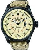 Citizen - Reloj de Cuarzo para Hombre, con Correa de Nylon