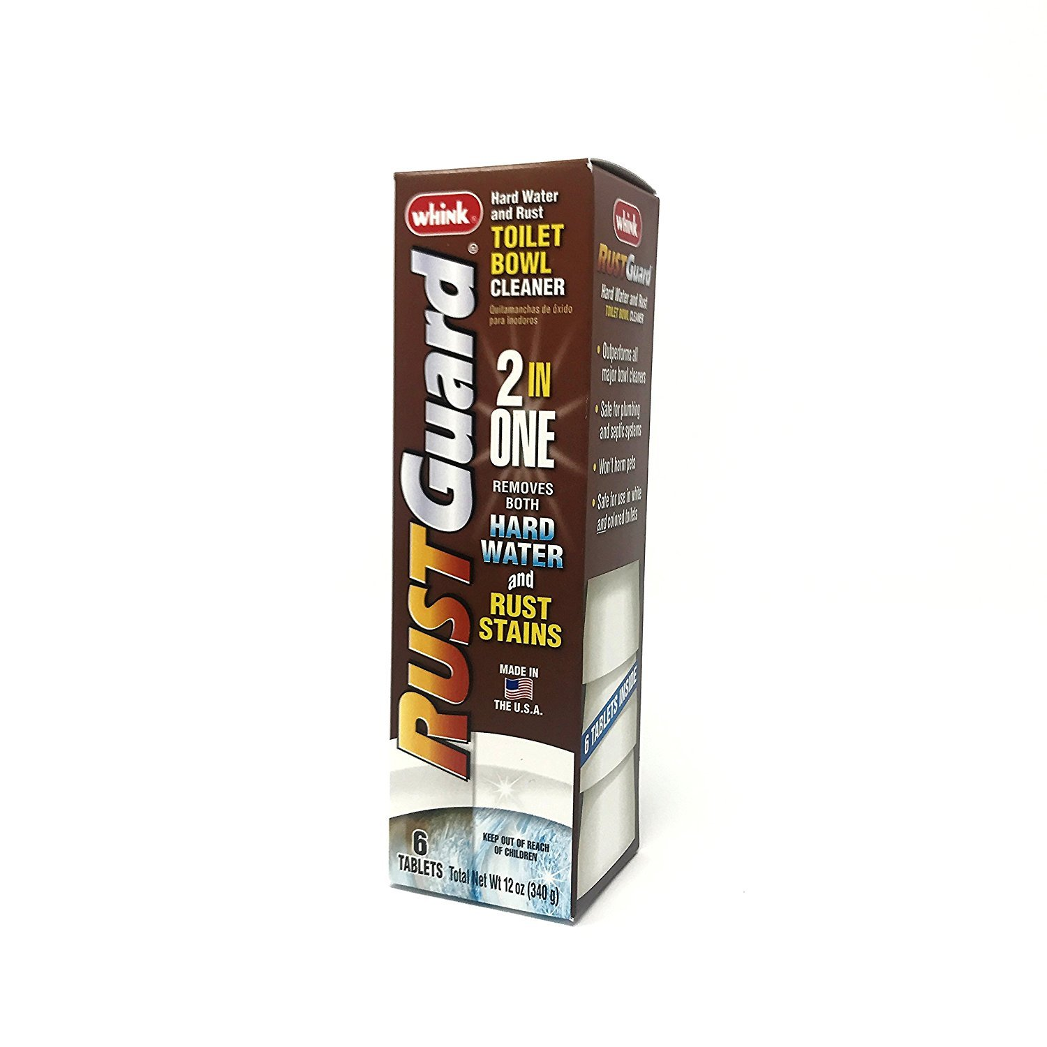 Whink Rust Guard Toilet Bowl Cleaner
