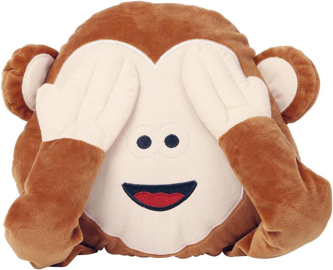 avec des Bras Long Monkey Emotion Coussin en Peluche