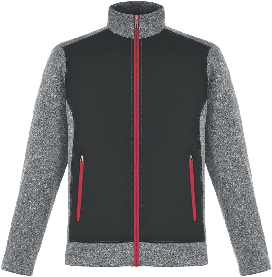 Ash City Mens Victory Fleece Jacket
