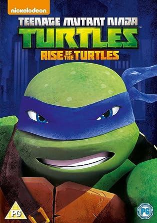 Teenage Mutant Ninja Turtles Rise Of The Turtles Edizione ...
