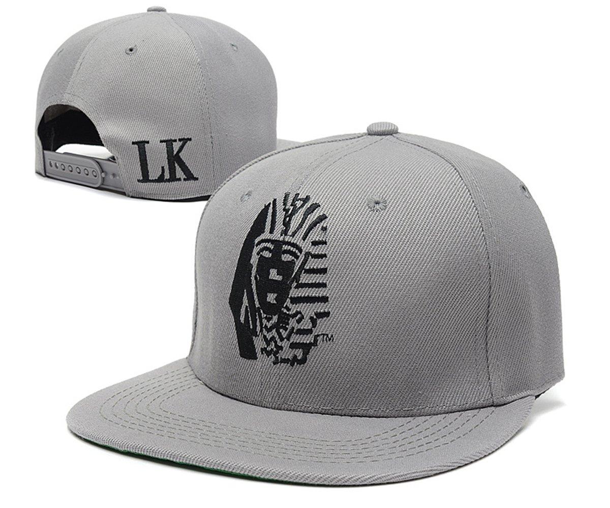 Last KINGS fácil de montar gorras/gorros (de colour gris con logo ...