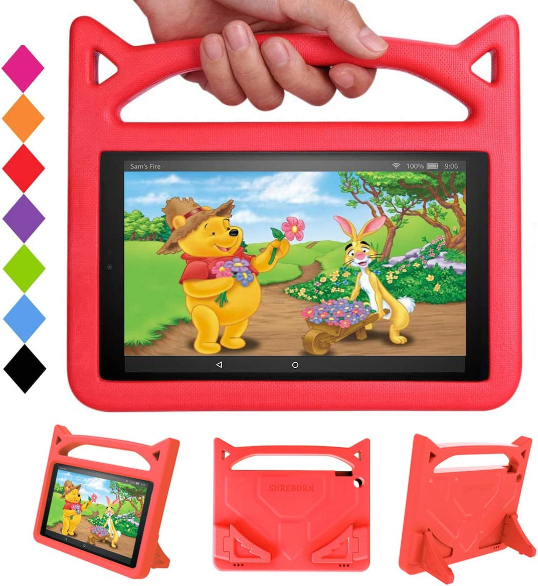All-New HD 10 Tablet Case (10.1