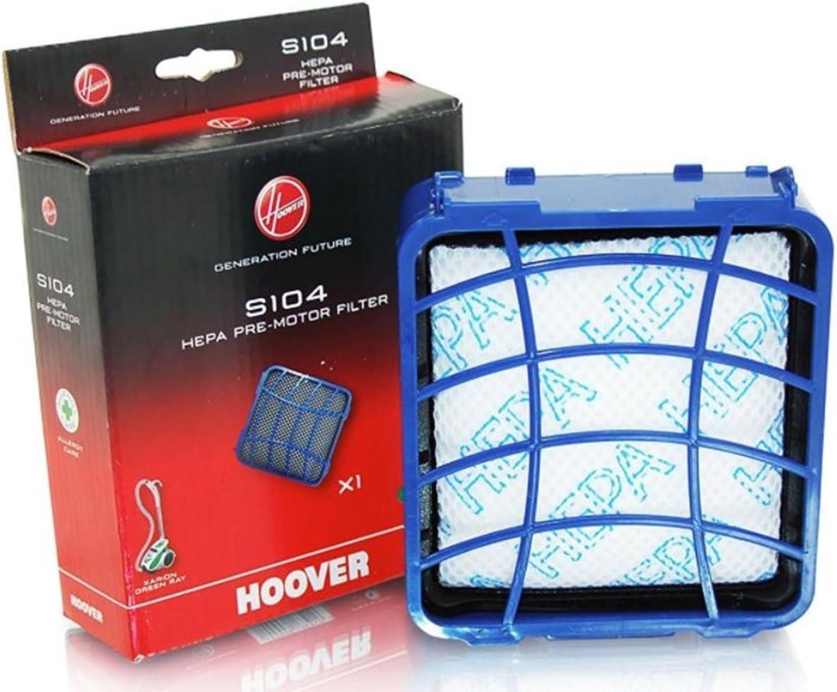 Hoover S104 Pre Motore HEPA Filtro 35600990 Genuine PART