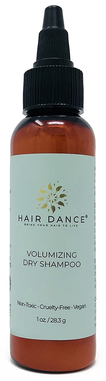 Dry Shampoo Powder Natural & Organic, Adds Instant Volume. The product weight 28 gr - 1oz. New Product by Hair Dance
