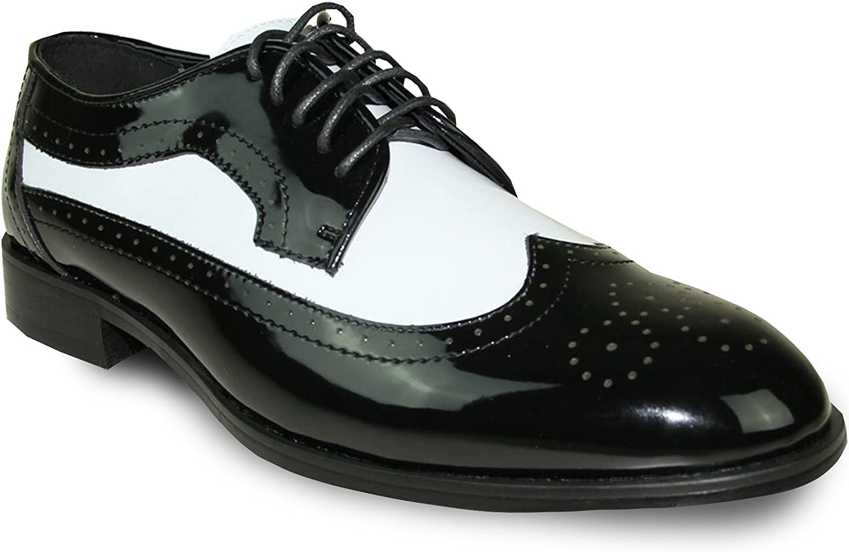 Jean Yves Dress Shoe JY03 Wing Tip Two