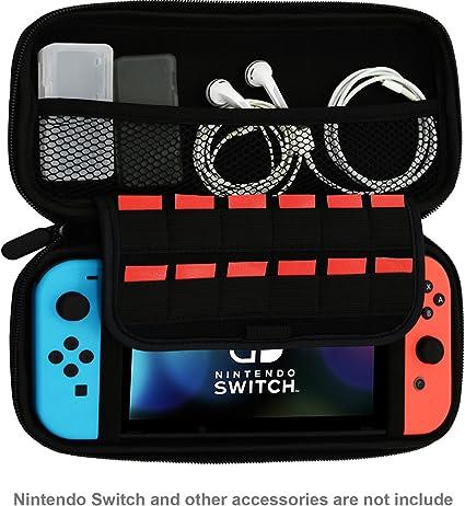 Nintendo Switch Case – Estuche de viaje bolsa de móvil con ...