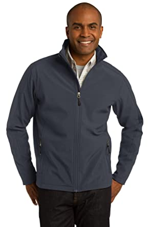 9f2265fea2 Port Authority Men s Core Soft Shell Jacket at Amazon Men s Clothing ...