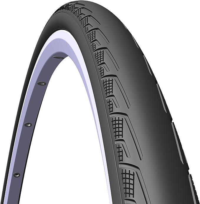 Rubena Syrinx Neumáticos para Bicicleta, Unisex Adulto, Negro, 28 ...