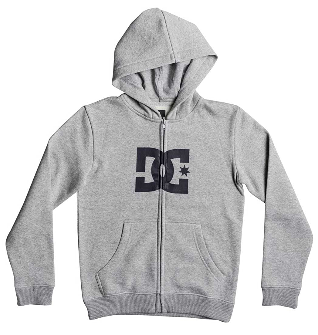 DC Shoes Boys Dc Shoes™ Boy's 8-16 Star Zip up Hoodie Edbsf03039 dcshoes
