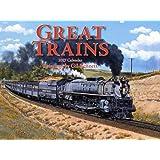 Great Trains 2017 Calendar