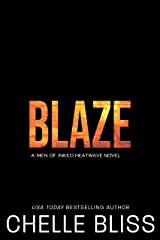 Blaze (Men of Inked: Heatwave Book 4) Kindle Edition