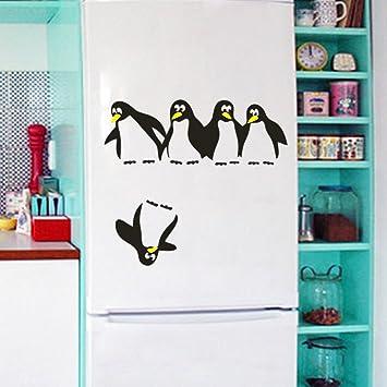 Hongrun Kinderzimmer Pinguin Kuhlschrank Pasten Notebook Discount