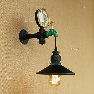 Led Moderne American Lampe Applique Murale OkuXPZi