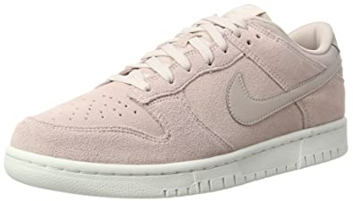 new arrival 45f3d 4165c Nike Dunk Low, Chaussures de Gymnastique Homme, Rose silt Red Summit White,