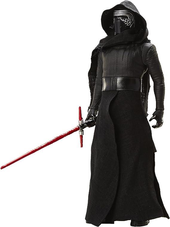 Amazon.com: Star Wars Animatronic interactivo Figura Kylo ...