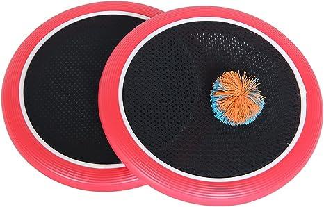 ZyXy Super Disco Volador bofetada pelota mano cama elástica con ...