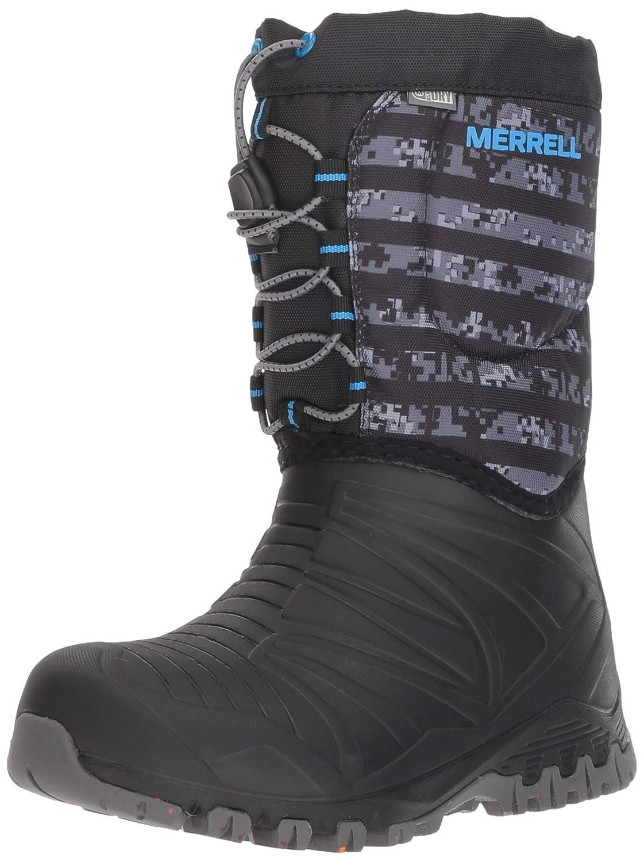 merrell shoe lace size quest