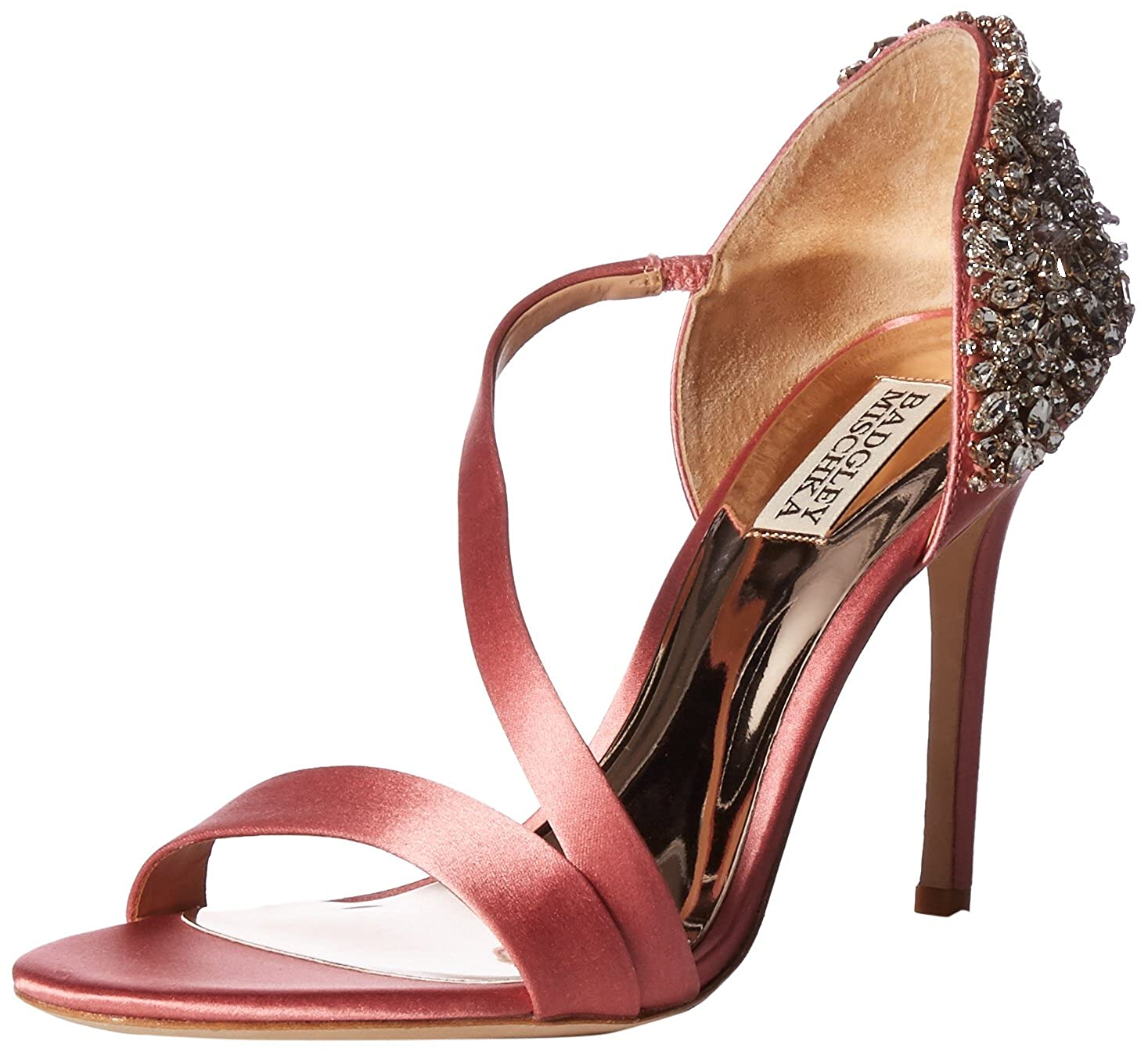 8579bacc45d Badgley Mischka Women's Pauline Heeled Sandal