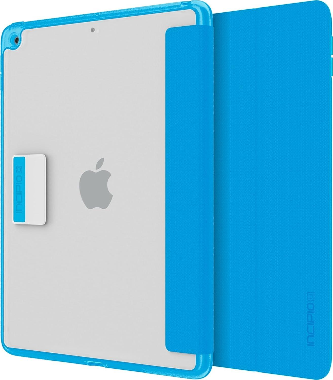 Incipio Octane Pure Case for Apple iPad 9.7-inch (2017) - Clear/Cyan