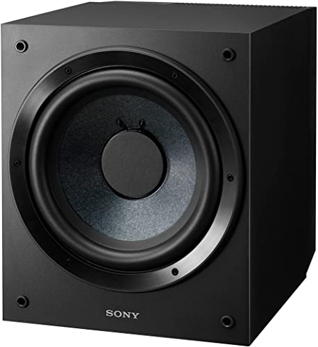 Sony SACS9 Active 10-inch Subwoofer review