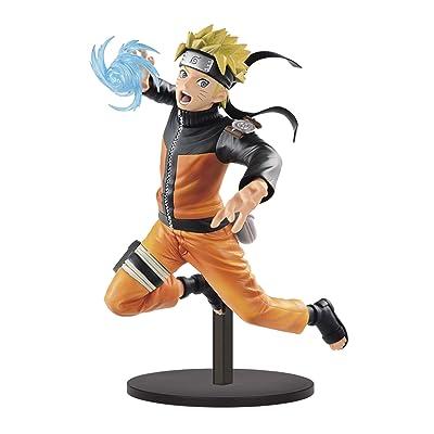 Banpresto 39418 Naruto Shippuden Vibration Stars Uzumaki Naruto Figure: Toys & Games