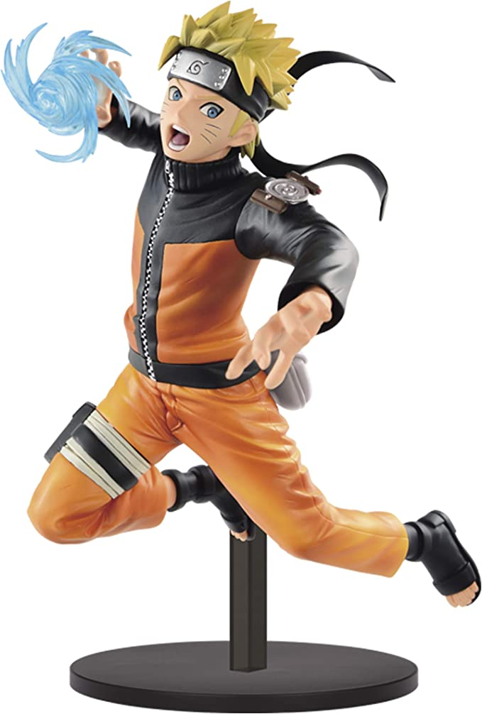Banpresto Naruto Shippuden Vibration Stars Garra /& Uzumaki Naruto Figure