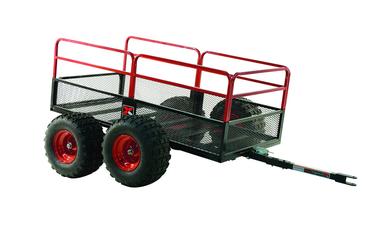 Yutrax TX159 Trail Warrior X4 ATV Utility Trailer - For Off-Road Use by Yutrax