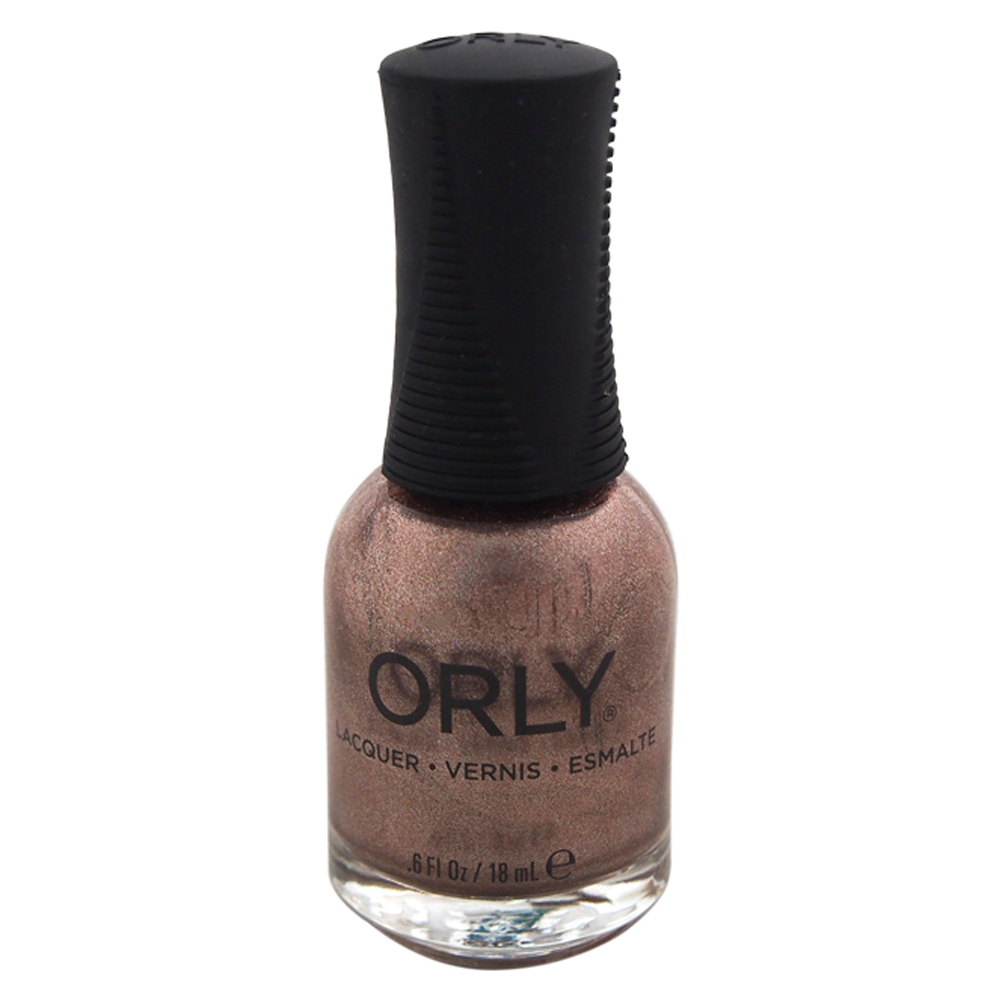 Amazon.com : Orly Nail Lacquer, Shine, 0.6 Fluid Ounce : Nail Polish ...