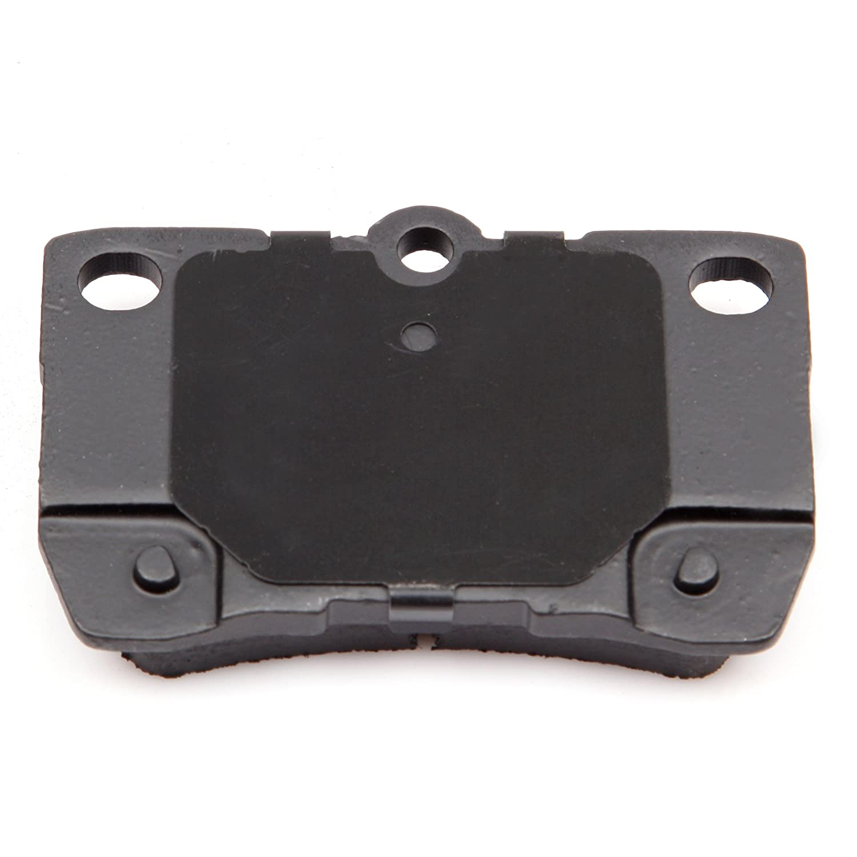 4pcs Rear Brake Pads Brakes Kits fit Lexus GS300,Lexus GS350,Lexus GS430,Lexus GS450h,Lexus GS460,Lexus IS250,Lexus IS350 Compatible ATD1113C D1113-8217 066554-5206-1023011 SCITOO Ceramic Discs Brake Pads