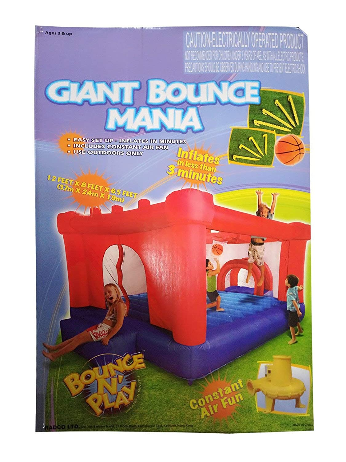 7a9f00fa6 Giant Inflatable Bouncer