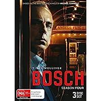 BOSCH: SEASON 4 - 3 DISC- DVD