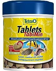 Tetra Tablets TabiMin Aliment Complet pour Poisson de Fond, 150ml