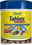 TETRA Tablets TabiMin - Aliment Complet pour Poisson de Fond - 150ml