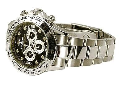 size 40 b26e9 7209e Amazon | 機械式 高級腕時計 [ ジョンハリソン ] 自動巻 腕時計 ...