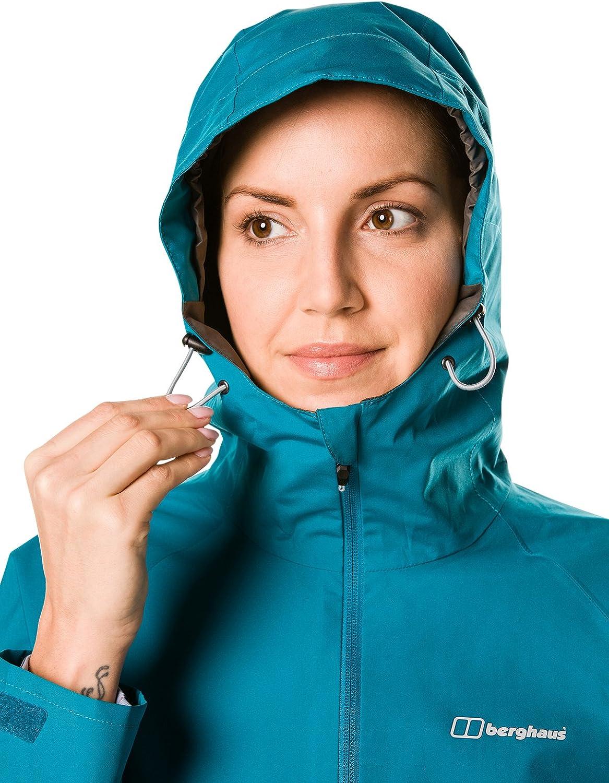 Mujer Berghaus Paclite 2.0 Gore-Tex Light Waterproof Chaqueta