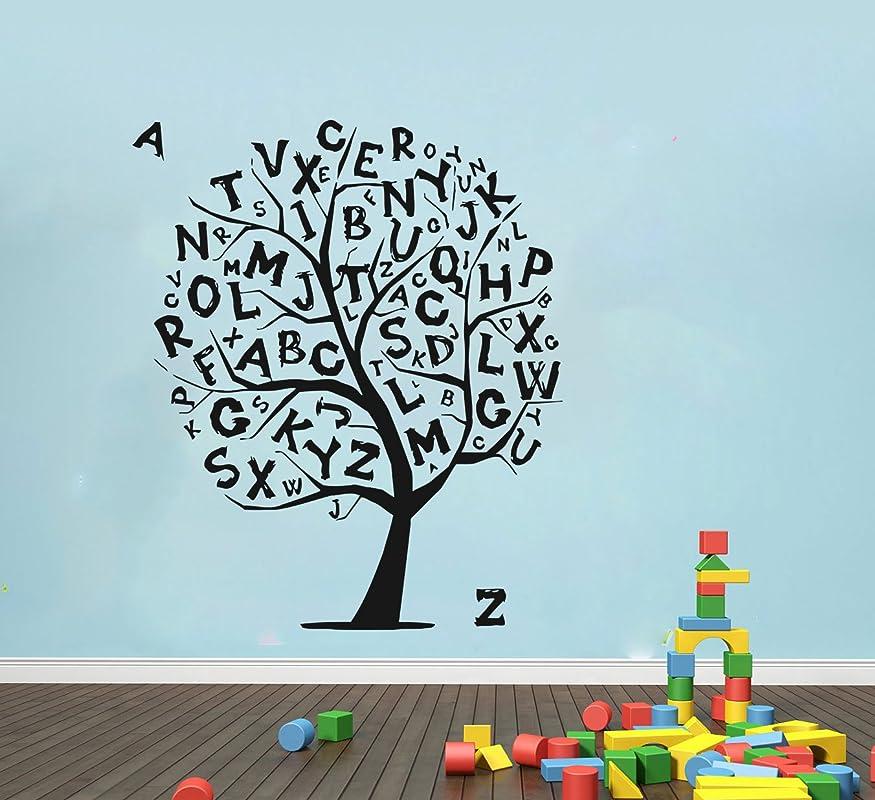 letters language Wall decor,Wall Decal,Window Sticker,Vinyl sticker Handmade t917 Hi Text phrases,sentences words