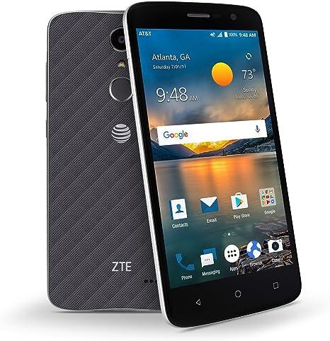 ZTE Blade Spark - Smartphone de Seguridad con Huella Dactilar de turrón Android 7.1 de 5.5 Pulgadas 4G LTE: Amazon.es: Electrónica