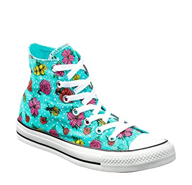 84bfde1d4522 Converse Chuck Taylor All Star Hi Top Peacock Multi Size  11 B(M) US ...