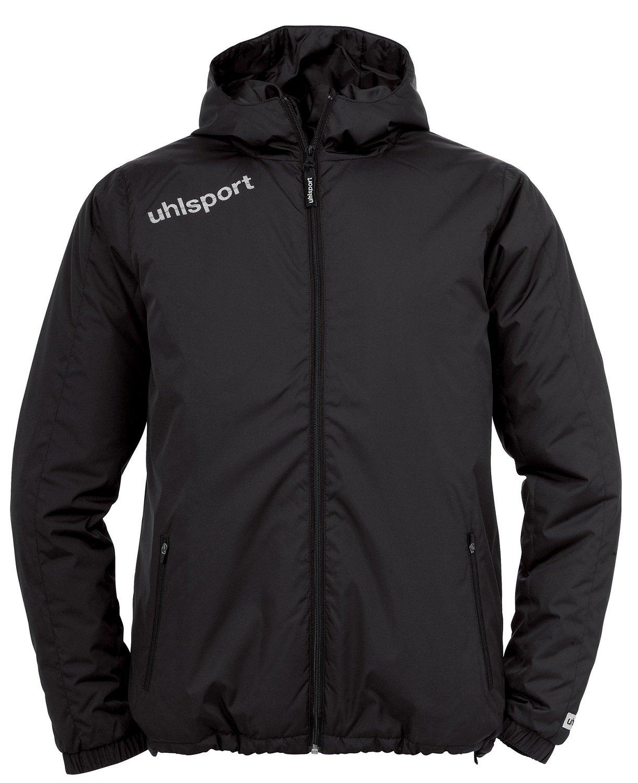 uhlsport(ウールシュポルト) サッカー 防寒 中綿ジャケット エッセンシャル チームジャケット 1003258 ブラック(01) B00THBCNCGMedium