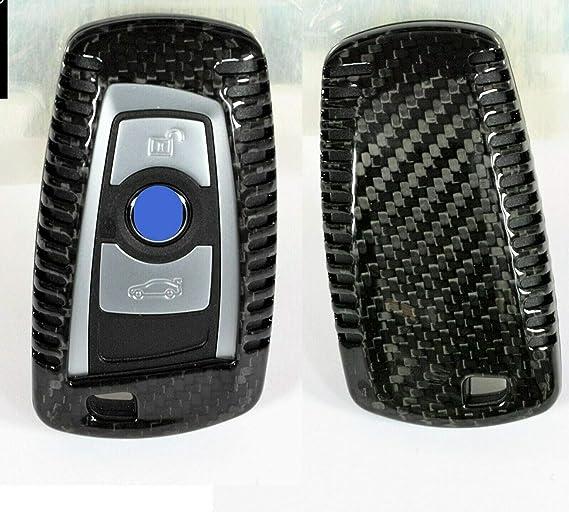 Max Carbon Kompatibel Mit Echt Carbon Kohlefaser Schlüssel Cover Hülle Etui Abdeckung Bmw 1er 2er 3er 4er 5er 6er 7er M2 M3 M4 M135i M140i M235i M240i X1 X3 X4 X5 X6